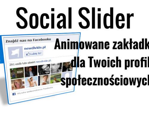 facebook pageplugin slider box