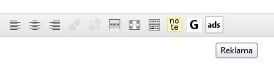 Shortcode dodatkowe guziki ikony
