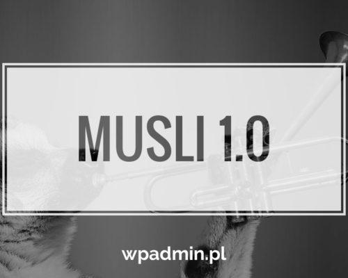 MUSLI 1.0