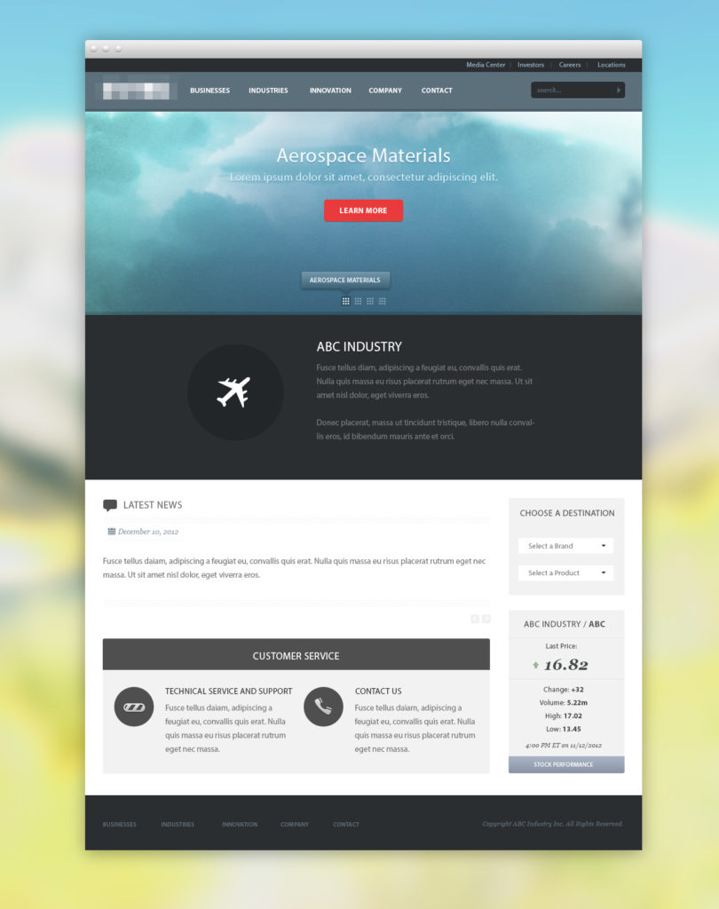 Web Material Design