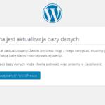 Ręczna aktualizacja WordPress. Krok 3