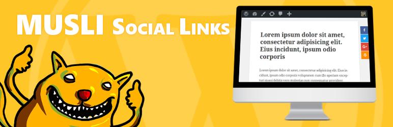 Musli Social Links