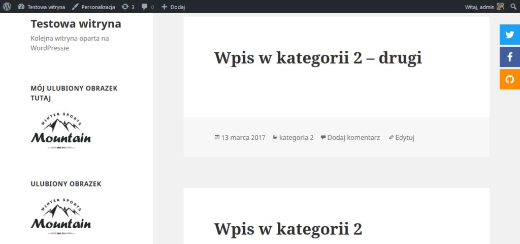 WordPress Media Uploader